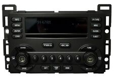 2004 - 2005 Chevrolet Chevy Factory OEM Radio 6 Disc CD Changer UC6 Stereo AM FM