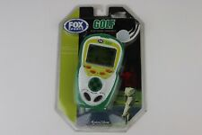 New Excalibur Fox Sports Golf Electronic Handheld Pocket Game 18 Holes