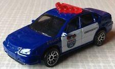Matchbox Diecast Coche de Juguete de policía - 2000 Chevrolet Impala