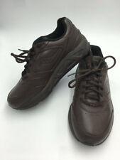 Saucony ProGrid Stabil LE 4 Mens 7 Brown Leather Walking Shoes Athletic