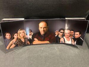 SOPRANO'S BOX SET - SEASON 1-6 - DVD - PRE OWNED