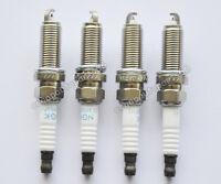 4x Iridium Spark Plug 22401-ED815 For Nissan Micra March Note Tiida X-Trail Cube
