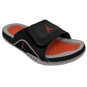 532225-006 Men's Nike Jordan Hydro 4 IV Retro Fire Red Slides US 8 Sandals