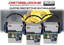 Cuffie anti-rumore 3M H4A protettivo Prodotto CE Uni
