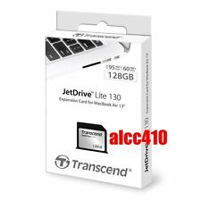 "Transcend 128GB JetDrive Lite 130 Expansion Card for 13"" Macbook Air AU"