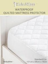 KIDZ KISS Waterproof Quilted Mattress Protector [Standard Cot]
