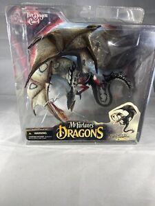 McFarlane DRAGONS Series 4 FIRE CLAN Dragon U.S. Seller Brand New Sealed