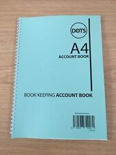 Account Record For Full Year Record Accounting Tax Account Book Business Records