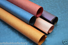 10-sheets Metallic Color Holiday Wrapping Paper Roll Gift Wrapping Paper 16.6'