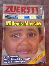 ZUERST ! - Deutsches Nachrichtenmagazin -Juni 2020