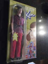 1972 Busy Talking Ken doll Original  Box MOD vintage Barbie Boyfriend