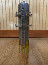 1/64 Custom Small Tower Dryer W/ Yellow Base & Doors Farm Toy