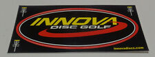New Innova Logo Sticker-Red-Black-Yellow & White