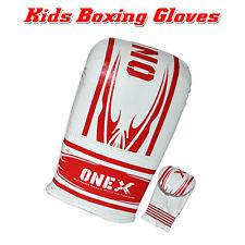 Boys/Girl Boxing Gloves Punch Bag Sparring Training Mitt MMA Boxing Training 6oz