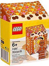 NEW Lego Christmas Gingerbread Man 5005156 Ginger Bread House Shrek Disney Men