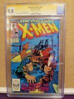 Uncanny X-Men (1st Series) #237 1988 CGC 9.8 SS Stan Lee Signed XMen Wolverine