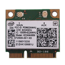 for HP Laptop Intel 622ANHMW 6200 Mini PCI-E 802.11a/g/n Dual Band Wireless Card