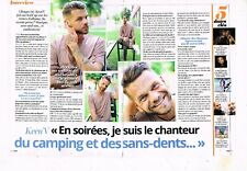 B- Coupure de Presse Clipping 2017 (2 pages) Keen'V