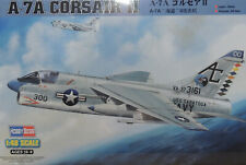U.S. NAVY A-7A CORSAIR II HOBBY BOSS 1:48 SCALE PLASTIC MODEL AIRPLANE KIT