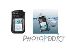 Housse étanche pour iPod & MP3 - DiCAPac WP-M10 - Etanche 10m - Certifié IPX8