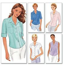 From UK Sewing Pattern  Top 14-18 #6085