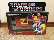 New listing Hasbro Transformers G1 Autobot Blaster Action Figure