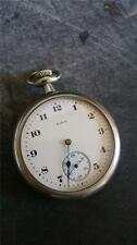 VINTAGE 16 SIZE ELGIN B.W RAYMOND POCKETWATCH GRADE 455 FROM 1921