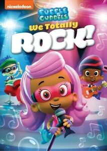 Bubble Guppies: We Totally Rock! [New DVD] Ac-3/Dolby Digital, Amaray Case, Wi