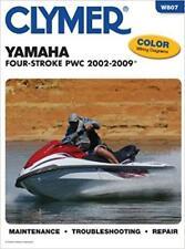 Yamaha Jet Ski PWC FX140 Cruiser FX de alta salida de servicio de reparación Manual Clymer