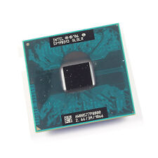 Intel Core 2 DUO P8800 2.66 GHz 3 M 2.66 GHz 1066 MHz FSB Processor SLGLR