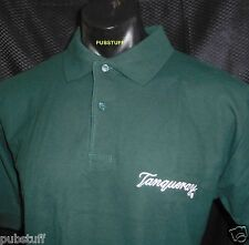 TANQUERAY GIN POLO SHIRT ~ BRAND NEW GENUINE MERCHANDISE ~ FREE POSTAGE (XL)