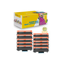 10X TN760 With CHIP Compatible Toner for Brother DCP-L2550DW HL-L2350DW