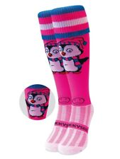 WackySox Rugby Socks, Hockey Socks - Penelope Penguin