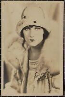 Viola Dana Studio Printed  Signature Photo Film Actress Hollywood Movie Star