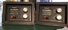 Pair of Sansui Sp-2500 Crossovers (Tested)