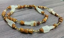 Southwest Necklace Faux Stone Chunky Statement Nugget - Handmade in Mexico, #B2