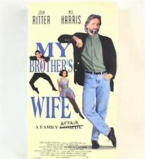 My Brother's Wife VHS Movie