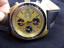 Very Rare Vintage Sicura by Breitling Automatic 17Jewels Movement 7750