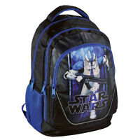 Star Wars Backpack Stormtrooper School Bag Travel Holiday Tourist