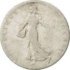 [#454366] Monnaie, France, Semeuse, 50 Centimes, 1906, Paris, TB, Argent, KM:854