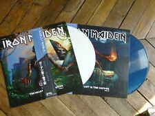 IRON MAIDEN The beast in the garden Vol 1 & 2 2LP Live MSG New York 2016