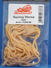Worm Body sable SQUIRMY worm sable