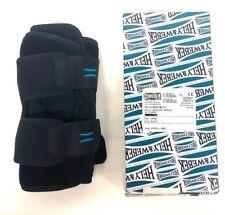 a1307198a7 Kuhl Shields Knee Brace W/ Hinges Size Large Black Hely & Weber 5675