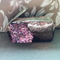 Cosmetic Make Up Bag Travel Toiletry Case Pouch Wash Holder Organizer Handbag