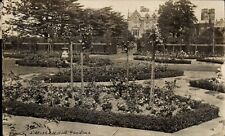Lilleshall near Newport. Gardens.