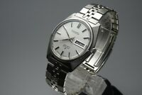 Vintage 1968 JAPAN SEIKO LORD MATIC WEEKDATER 5606-7000 25Jewels Automatic.