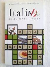 Italia B C De Al Dente À Zanni