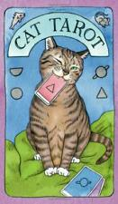 Cat Tarot: 78 Cards & Guidebook by Megan Lynn Kott (2019, Cards)