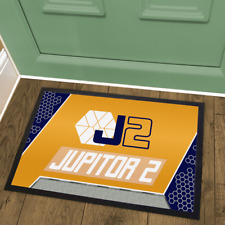 Lost in Space Jupitor 2 Spacecraft Welcome Mat Doormat