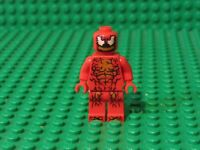 LEGO CARNAGE MINIFIG minifigure 76113 spiderman marvel super heroes villain C13